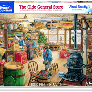The Olde General Store Puzzle