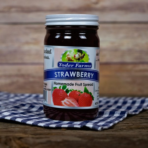 Strawberry Fruit Spread