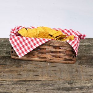 Cracker Basket Brown