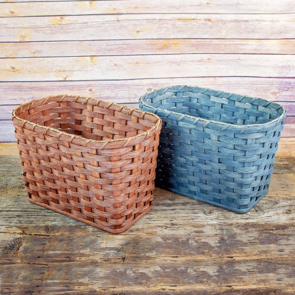 Small Waste Basket Gray