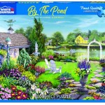 White Mountain Puzzles By The Pond 1000 Piece