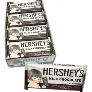 Hersheys Nostalgia Bar Milk Chocolate