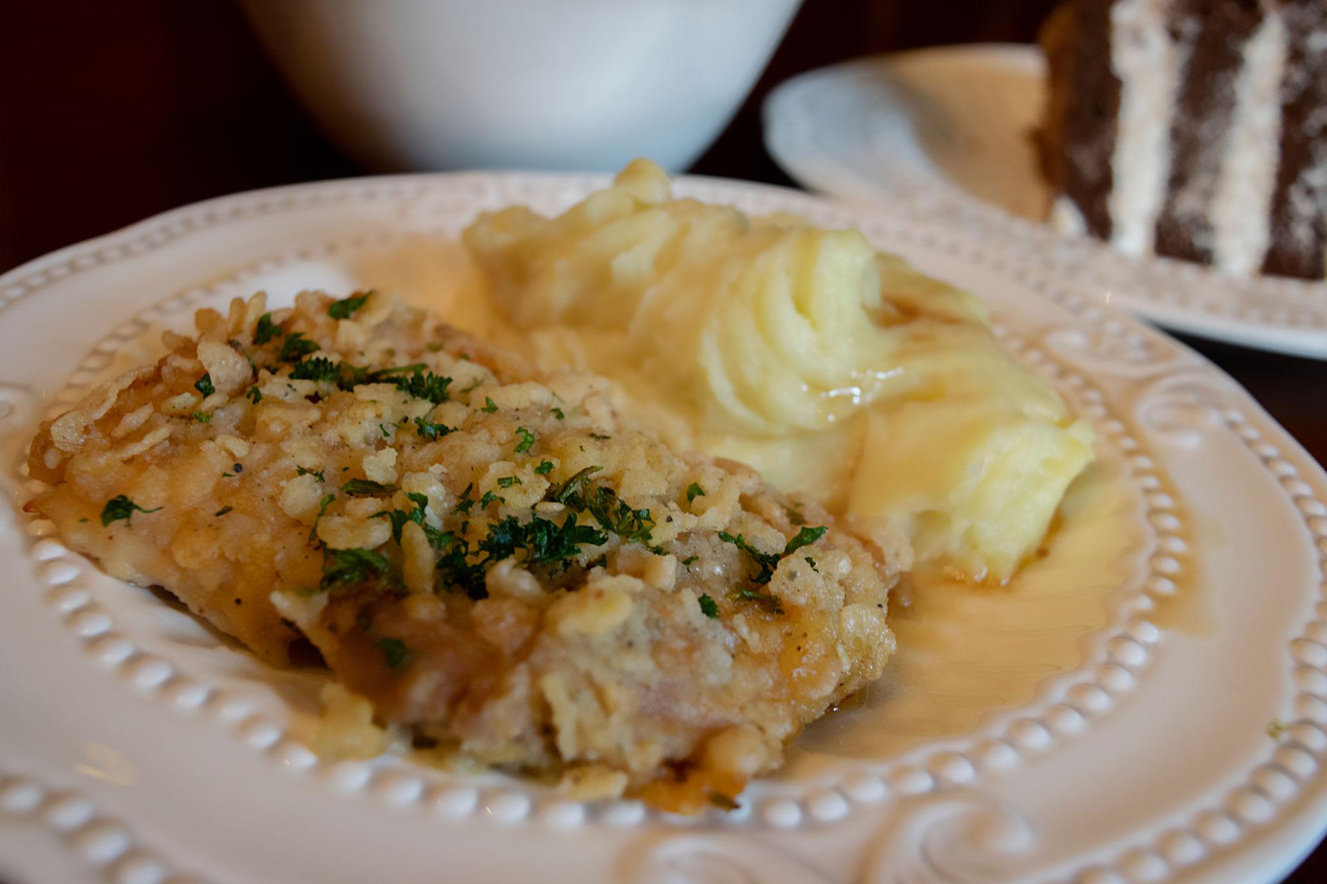 Mama's Crisped Rice Chicken