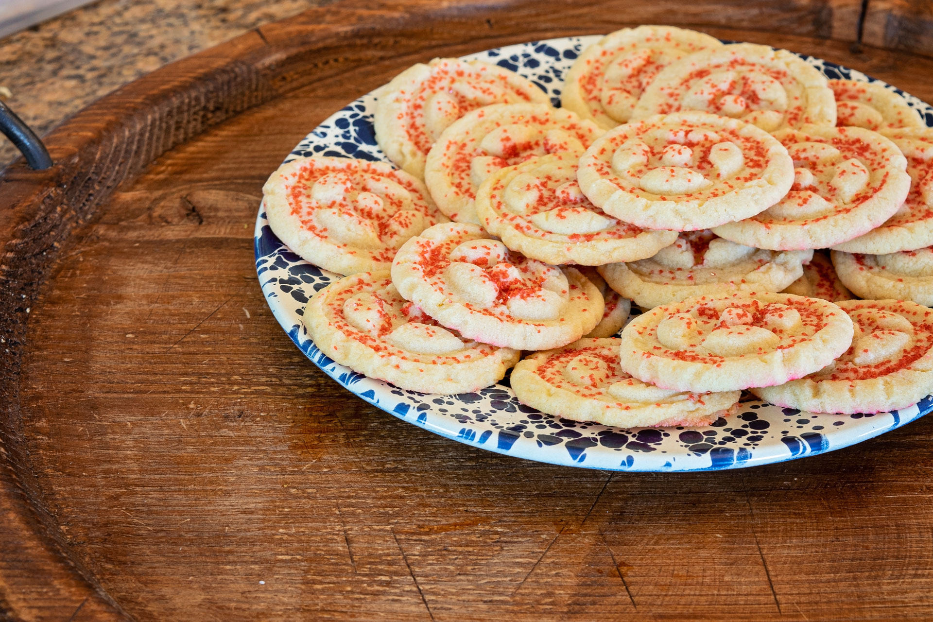 Ann's Sugar Cookies
