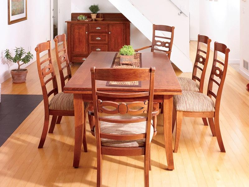 How To Brighten A Room With Dark Furniture Timber To Table