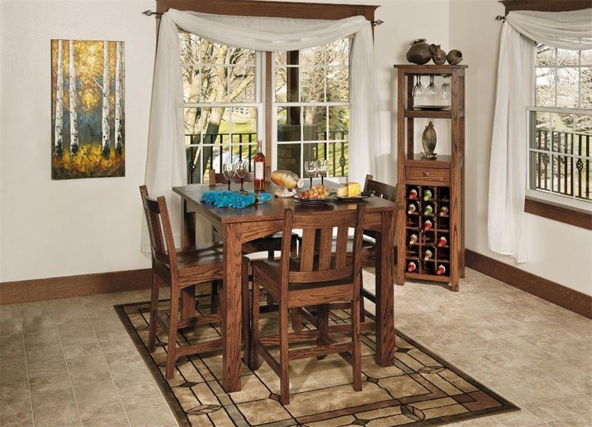 3 Comfy Casual Ways with a Wine Rack  TIMBER TO TABLE