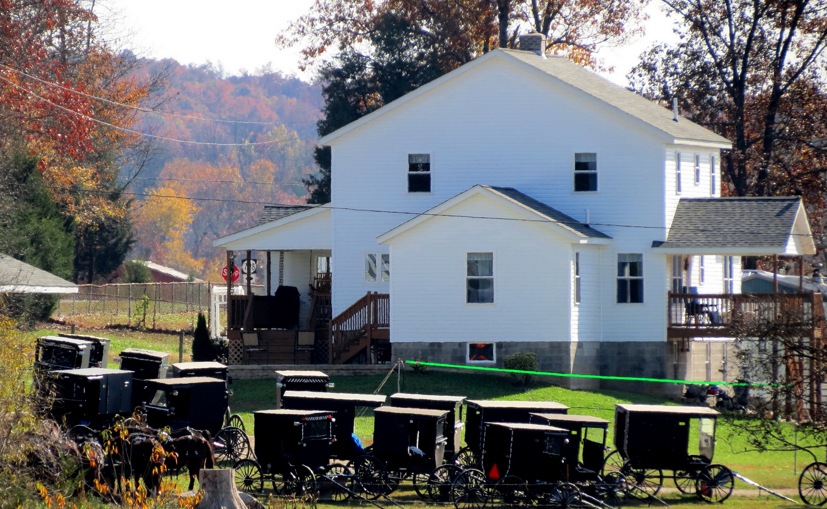 Everything you want to know about amish church timber for Amish home construction