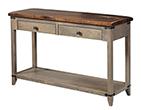 Amish Manhattan Rustica Hall Table