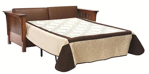 Amish Mission Prairie Sofa Bed