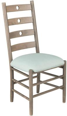 Amish Milan Shaker Dining Chair