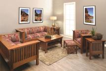 Mission Prairie Living Room Set