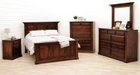 Heirloom Bedroom Set | Dutch Craft Furniture