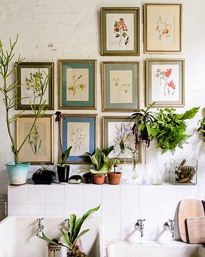 botanisch interieur botanische prints  Dutch Dilight