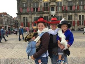 Dress up Fun in Delft