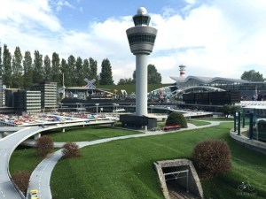 Madurodam Airport Layout