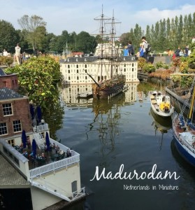 Madurodam Netherlands in Miniature