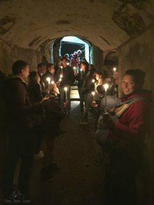 Tour of Valkenburg Catacomb