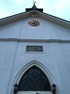 Church on Fort Bortange