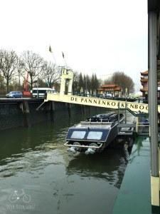 Pancake Boat Doc in Rotterdam