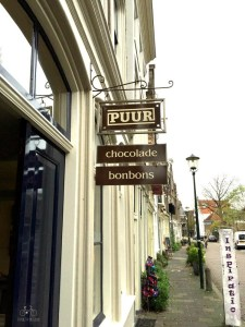 Puur Chocolate in Gouda