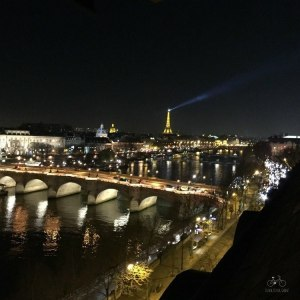 City of Light from AirB&B