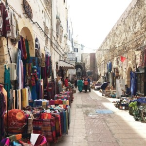 Essaouira Medina Markets