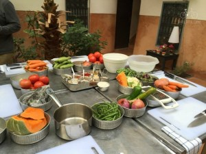 Food for Cooking Class