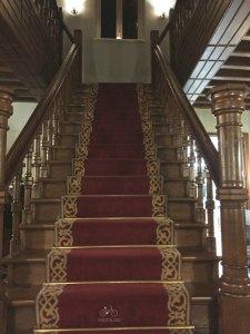 Kasteel Terworm Staircase