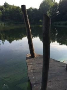 Knus Playground into the Water