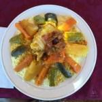 Vegetable Tanjine