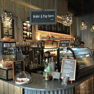 Coffee in Brugge