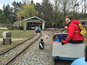 Pedal Trains Efteling