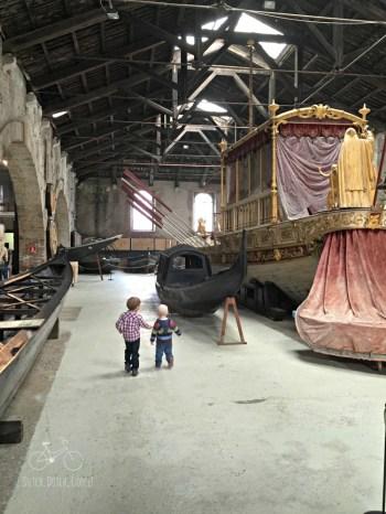 Venice Boat Museum