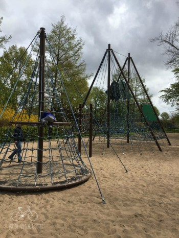 Zuiderpark Playground Climbing