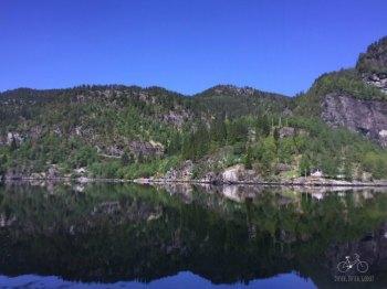 Bergen Fjord May