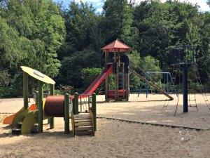 Berlin Tiergarden Playground
