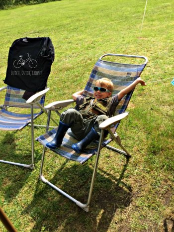 Camping Relaxing