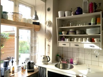 Copenhagen Air BnB Kitchen