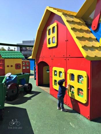 Duplo Play Area Legoland