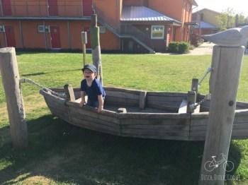 Legoland Playground with Boat
