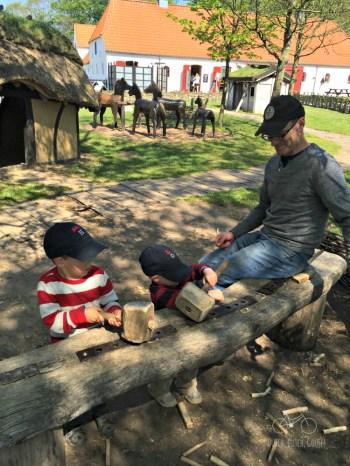 Making Viking Nails