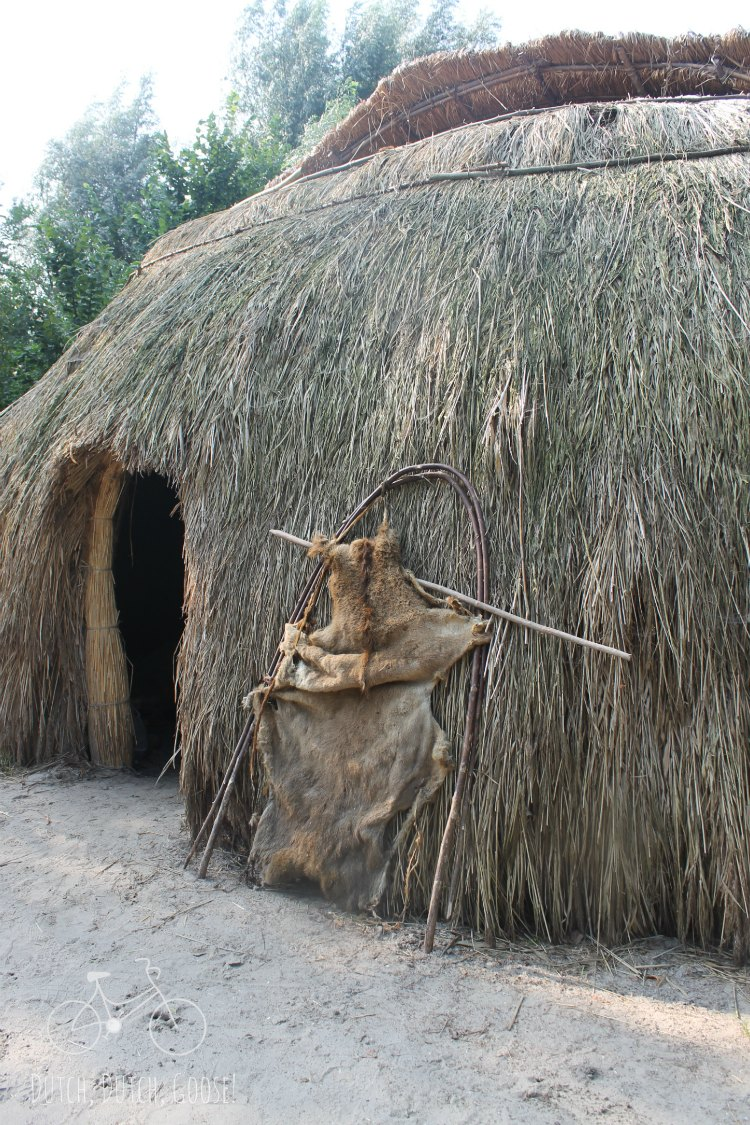 Archeon Prehistoric house