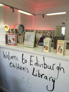 Edinburgh Children's Library