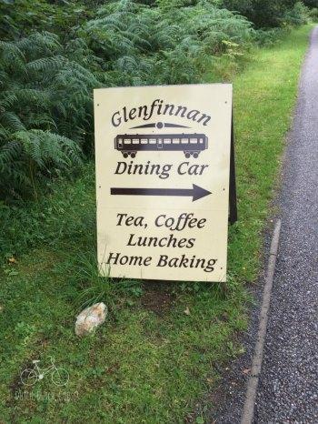 Glenfinnan Dining Car