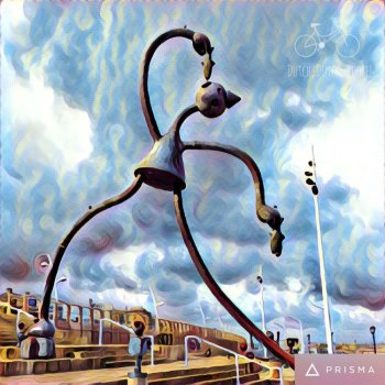 Prisma Version of Statue Pictures