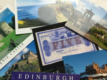 Scotland Postcards