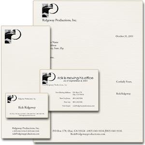 Identity Ridgeway Productions, Inc.