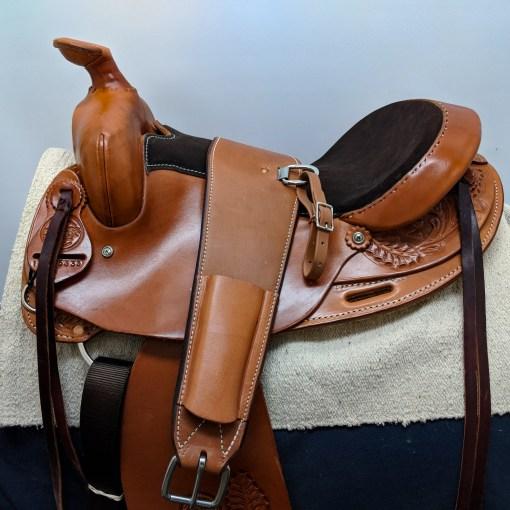 Colorado Saddlery Trailmaster western trail saddle