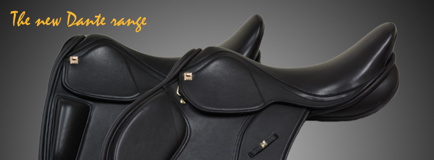Black Country Saddles new Dante line banner