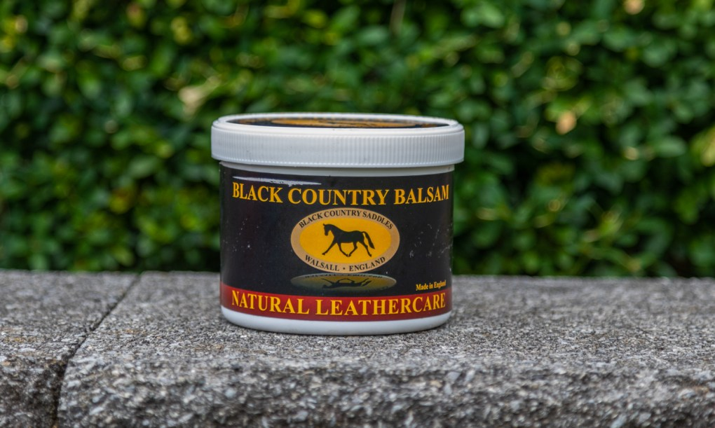 Black Country Leather Balsam